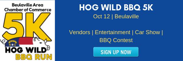 Hog Wild BBQ 5K
